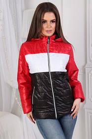 """Демисезонная куртка с капюшоном """"Nancy"""""""