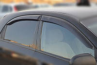 Дефлекторы окон (ветровики) Chevrolet LACETTI hb 2003- Cobra Tuning