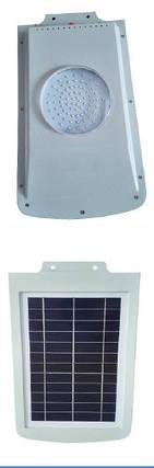 Светильник на солнечной батарее с датчиком движения BT-SL-5W PIR , фото 2