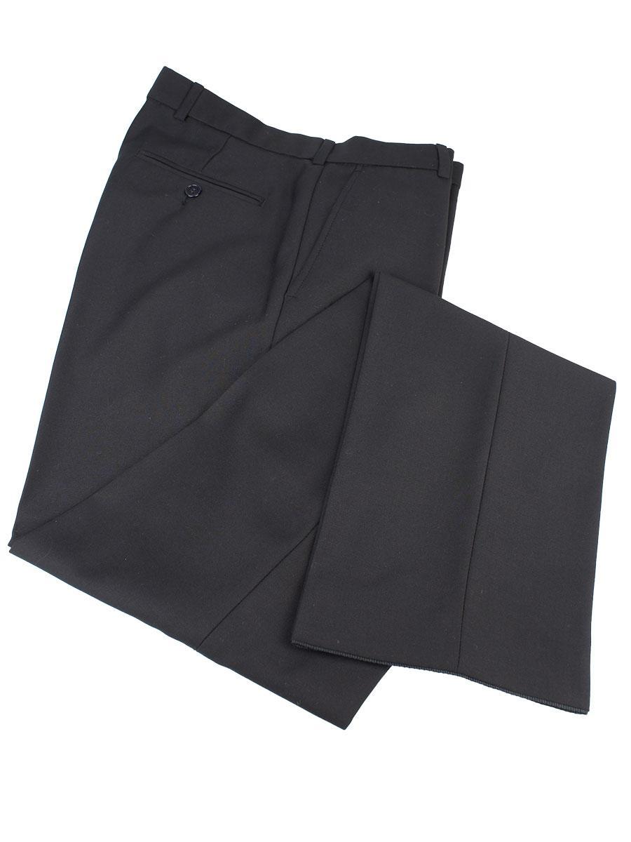 Мужские классические брюки Legenda Class 384 black - Магазин мужской одежды