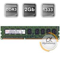 Модуль памяти DDR3 2Gb ECC UNBuff Hynix (HMT125U7AFP8C-H9) 1333 б/у