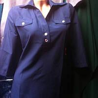Женское платье рубашка.