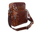 Вместительная сумка из натуральной кожи LA3225-2, фото 2