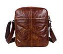 Вместительная сумка из натуральной кожи LA3225-2, фото 3