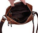 Вместительная сумка из натуральной кожи LA3225-2, фото 6