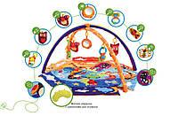 Детский развивающий коврик Animals Planet фирмы KinderKraft , фото 1