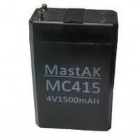 Аккумулятор MC415 MastAK 4V 1500mAh