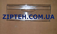 Дверка (панель) ящика морозильной камеры для холодильника Atlant 774142100800 (470mm*185mm)