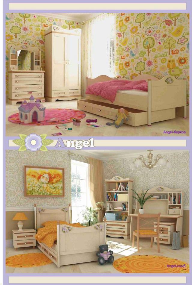 Детская комната серии Angel (Ассортимент исполнения)