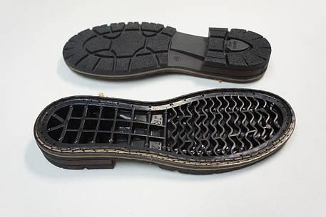 Подошва для обуви мужская 5372  р. 40-41 чер., фото 2
