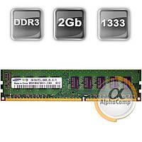 Модуль памяти DDR3 2Gb ECC UNBuff Samsung (M391B5673EH1-CH9) 1333 б/у
