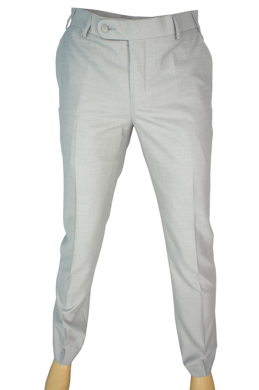 Класичні світло-сірі чоловічі штани Mayer B 183 №1 Neo