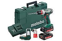 Аккумуляторная дрель-шуруповерт Metabo BS 18 Quick Set