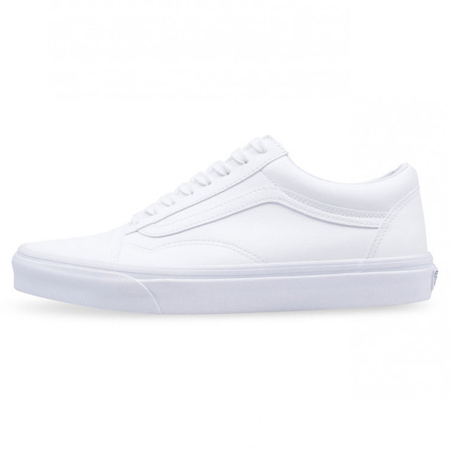 7749761a58de Женские кеды Vans Old Skool White