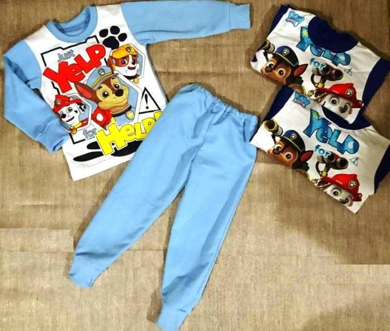 Пижамки на баечке