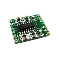 2-канальный цифровой аудио усилитель 3Вт класс D