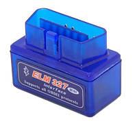 Мини Bluetooth ELM327 V2.1 OBD2 сканер диагностики авто