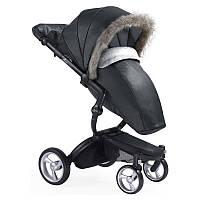 Зимові аксесуари до коляски Mima Kobi/Xari колір чорний MI-S1110-23