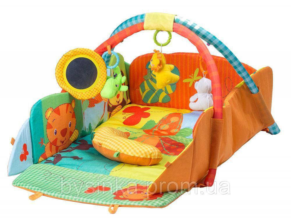 Детский развивающий коврик Веселый цирк марки ECOTOYS