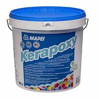 Эпоксидная затирка для швов, Kerapoxy . Mapei.10 кг. Цвет белый.