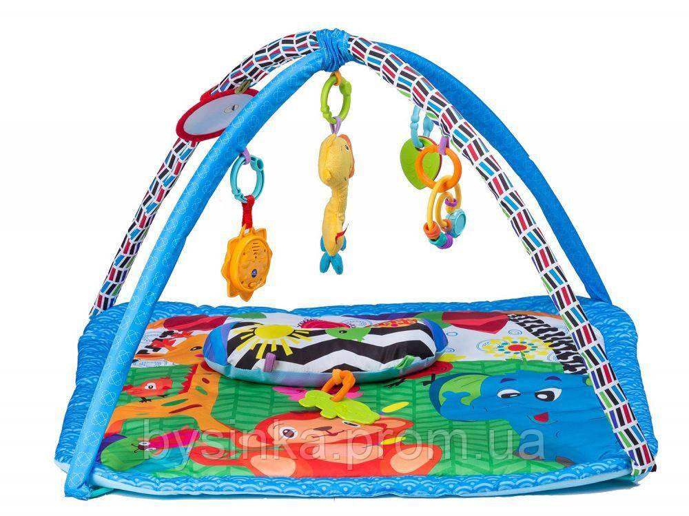 Детский Развивающий коврик марки ECOTOYS