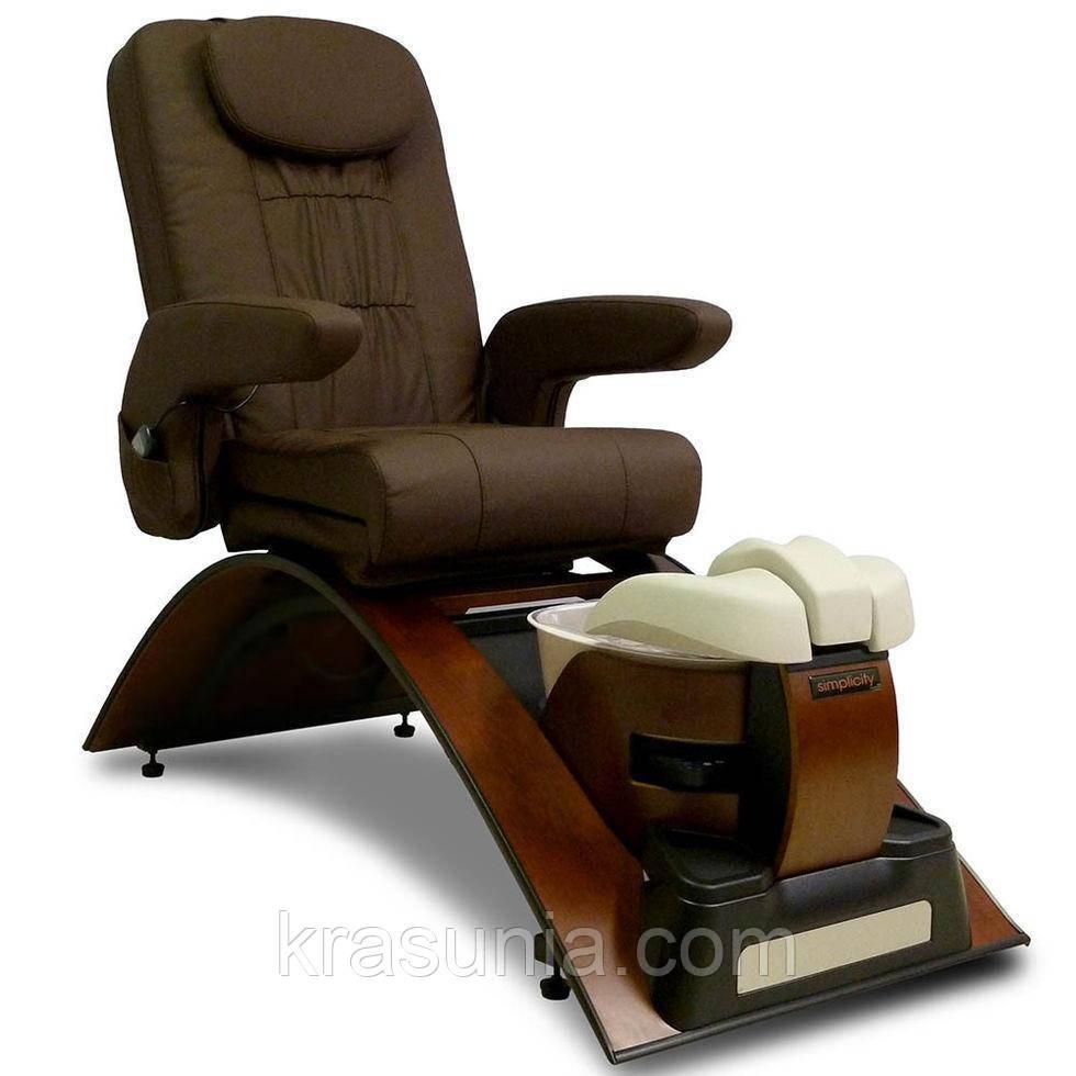 SPA-педикюрное кресло Simplicity + массаж шиацу