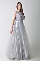 Платье вечернее See line