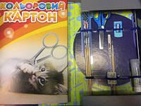 Папка для труда А4 с наполнением на резинке (Подарок первокласснику)+ Диплом выпукника детского сада в ПОДАРОК