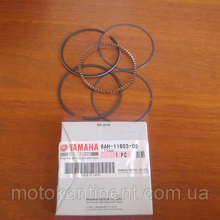 6AH-11603-00 Кольца поршневые STD  для моторов Yamaha F9.9/F15/F20, фото 2