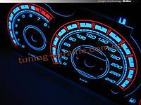 Шкалы приборов для Mitsubishi Lancer 1992-1995, фото 1