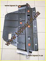 Защита двигателя метал Citroen C4 Picasso 06-13 Украина ZDC4