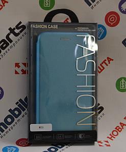 Чехол -Книжка Fashion Case для Meizu M5S (Голубой)