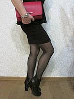 Женская сумка клатч через плечо из эко кожи красная