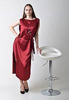 Платье шелковое вечернее  Valentino