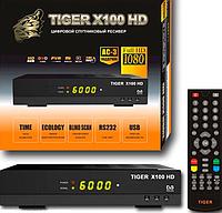 Спутниковый ресивер Tiger X100 HD Dolby Digital AC3