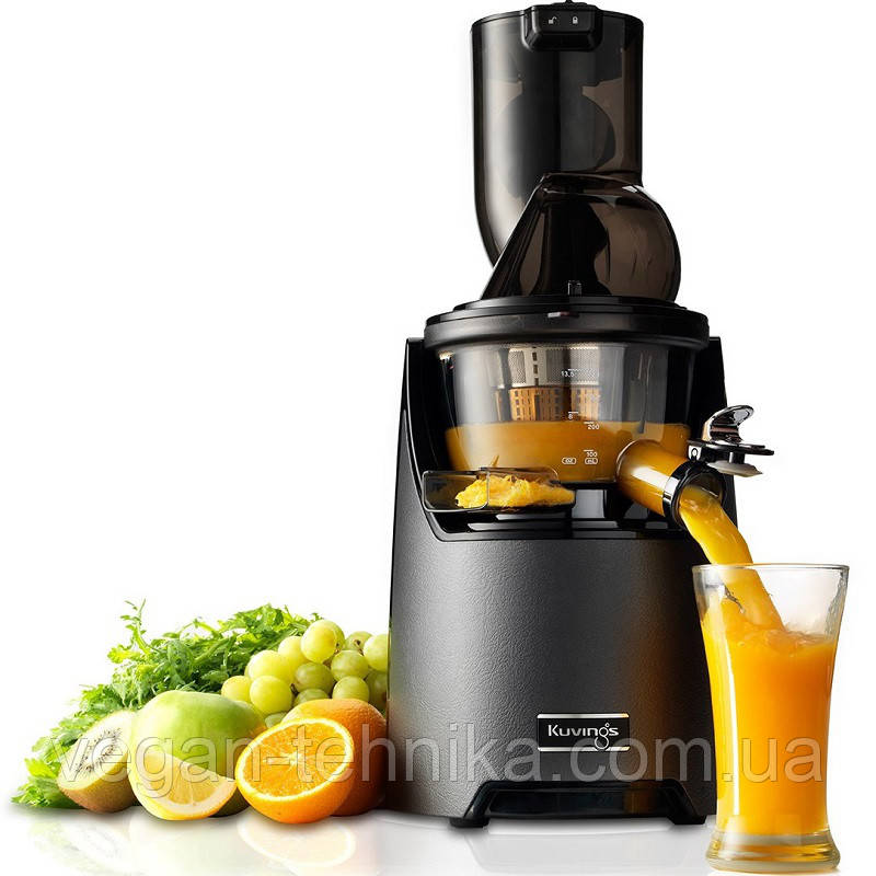 recept slow juicer