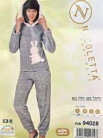 Пижама женская махровая 94028