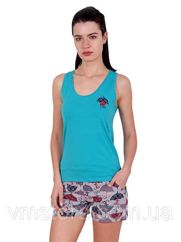 Комплект Майка+шорты (ростовка - 4 шт.) 80778