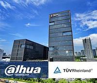 Альянс Dahua Technology та TÜV Rheinland