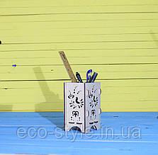 Підставка для ручок і олівців, стакан канцелярський