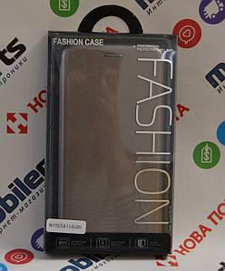 Чехол -Книжка Fashion Case для Xiaomi Redmi Note 5A 16Gb (Серебристый)
