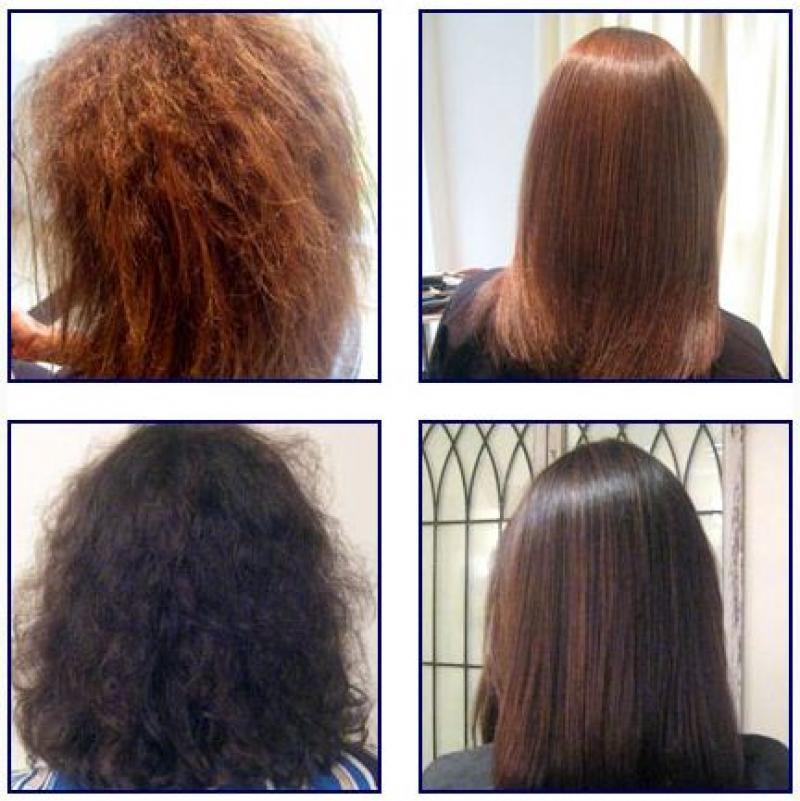 Выпрямление волос шварцкопф glatt