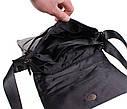 Мужская кожаная сумка BL38032 черная, фото 6