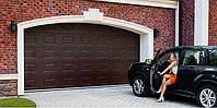 Ворота гаражні секційні RSD01 2300х1900 DoorHan, фото 1