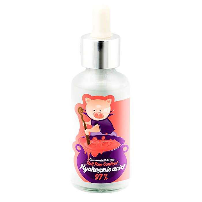 Увлажняющая сыворотка для лица Elizavecca Witch Piggy Hell Pore Control Hyaluronic Acid 97% - 50мл