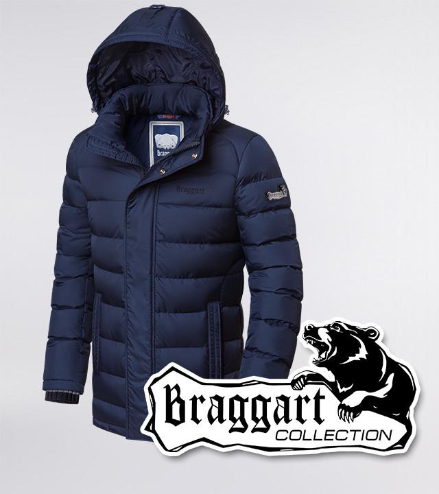 Куртка модная подростковая Braggart