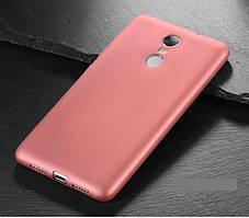 Чохол MAKAVO для Xiaomi Redmi Note 4X / Note 4 Global Version Бампер Матовий ультратонкий Rose Gold