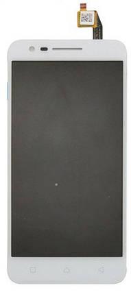 LCD модуль Lenovo C2 (K10a40) белый, фото 2