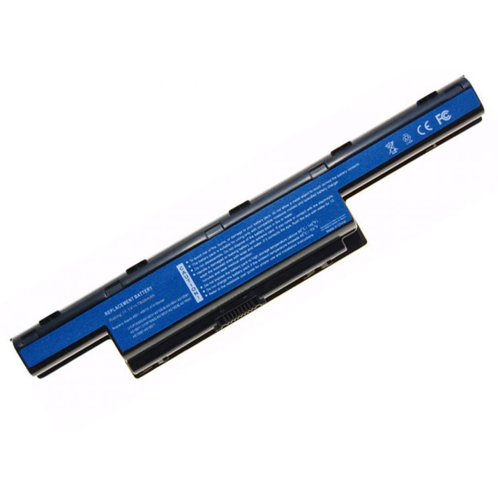 Аккумулятор к ноутбуку Acer AS10D31 10.8V 7800mAh