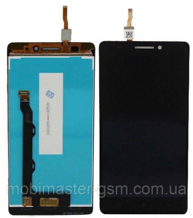 LCD модуль Lenovo K3 Note / A7000 plus черный